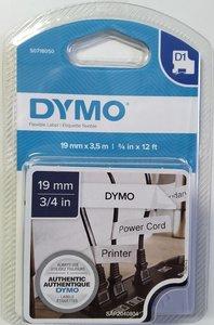 Dymo D1 Flex Nylon 19mm 16958