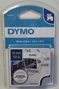 Dymo D1 Flex Nylon 12mm 16957