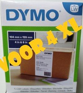 Dymo Etiket 0904980