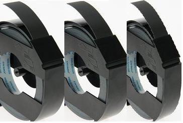 Dymo 3D zwart