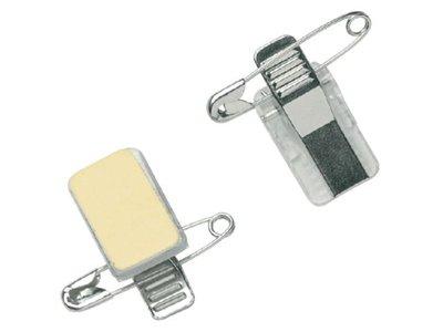 badge clips zelfklevend