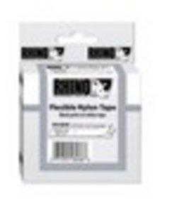 18489 Rhino Nylon flex 19mm Wit